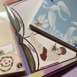 ☆★新作ハガキ本日発売★☆