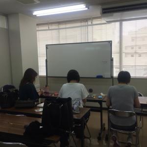 6/12リビングカルチャー枚方教室にてレッスンー!