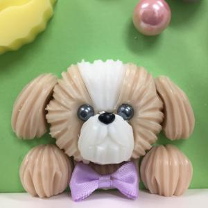 【愛犬オーダー】シーズー・アフガンハウンド・アメリカンコッカースパニエル石鹸で彫りました!