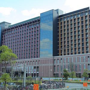 リーベルホテルアットユニバーサルスタジオジャパンの気になる眺望