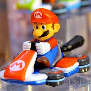 ニンテンドーワールド マリオカートやクッパのミニカー
