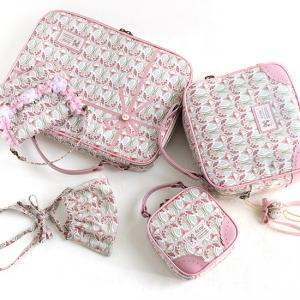 親子お揃いコーデを楽しみに★アールヌーボーが素敵なバッグ