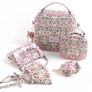 ご感想もありがとうございます★ピンクのキューブバッグ