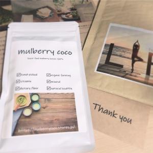 健康に良い!日本茶と同じ製法で作られた【桑の葉/mulberry coco】をモニターさせていただきました/コエタス