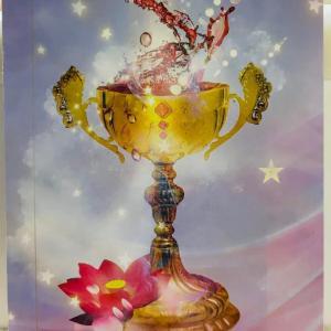 【自分の中に愛が満ちる】8月の水瓶座満月のメッセージ