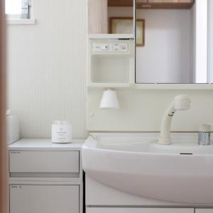 無印とコレで洗面所の大掃除がラクに!掃除ギライでもラクしてキレイになりました! & ポチレポ