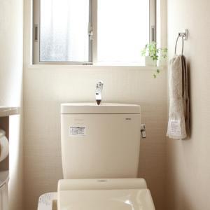 トイレの、実はずっと悩みだったこと。家事ラク&おしゃれにトイレを改造計画! & ポチレポ