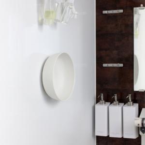 これ超便利!壁にくっつく湯おけ×セリアグッズで、お風呂の掃除が劇的ラクに&衛生的になりました!