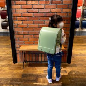 次女のラン活レポ完結編 & 無印で子ども収納づくり計画・ランドセル置き場に大事なポイント2つ!