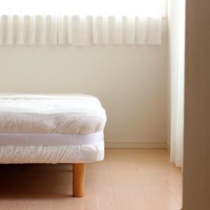 ダイソー×無印が大正解!掃除がラクになる最強コンビで、寝室が毎日ラクしてキレイになりました!
