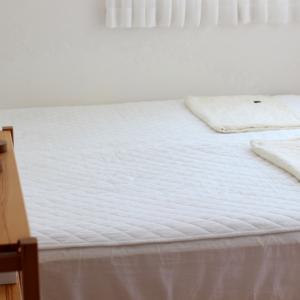 無印だらけの寝室がコレでもっと快適に♪ズボラでもできるダニ対策が最高すぎる件! & ポチレポ