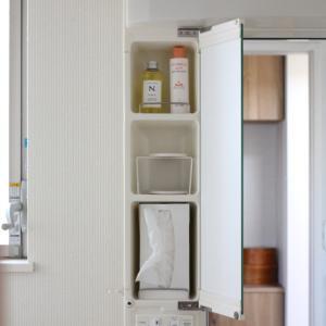 洗面所の、ずっと面倒だったもの。一気に使いやすくなったきっかけはセリアのコレでした! & ポチレポ