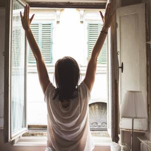 光輝く一週間に 朝活の感想