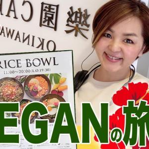 沖縄最終章♫沖縄島野菜がたっぷりなヴィーガンランチ