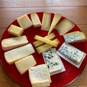 チーズ勉強会へ