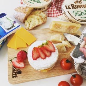 チーズはじめてレッスン@さくらキッチン