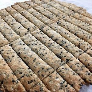 なかしましほさんの焼き菓子再びとmbs46.7のパン