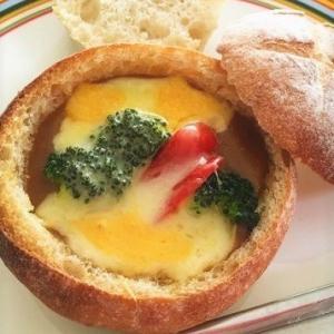 富澤商店のお試しサイズ レモンケーキと今朝のカレーポットパン