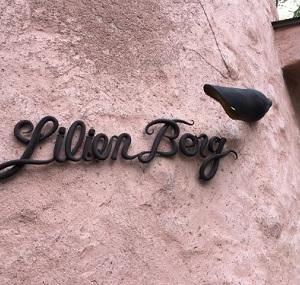 リリエンベルグで栗のパフェとモンブラン♪