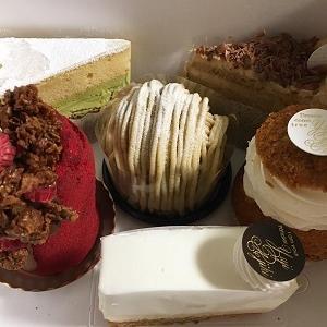 絶品!!ユウジアジキのケーキ♪