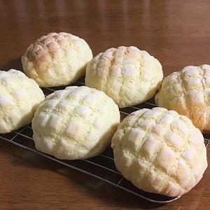 発酵バター香るメロンパンと甘夏マーマレード
