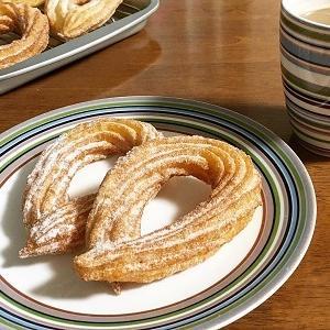 おうちドーナツとスタバ クッキー&クリームドーナツ