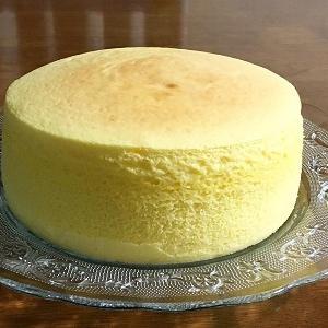 二連敗のスフレチーズケーキ