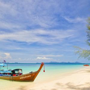明日から1泊2日で南タイに行きます