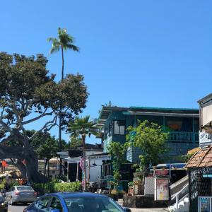 ハワイ島コナの街 2019/12