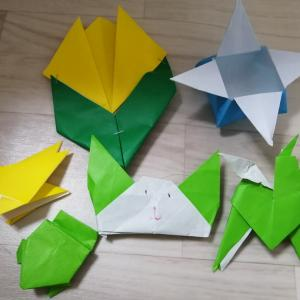 折り紙ブーム