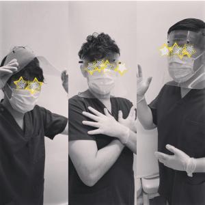 マスクで熱中症お気をつけください