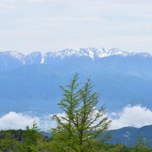 入笠山〜頂上からの絶景