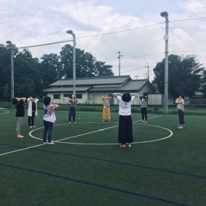 8/23(金)ゆるゆるアラフィフ朝氣功