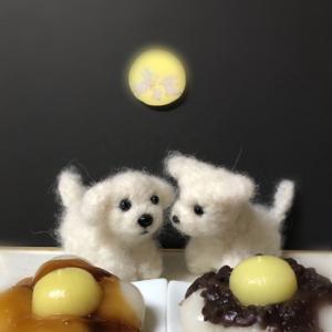 中秋の名月♪お月見♪&敬老会で楽しいひととき♪&(海外仕立ての)着物が・・・
