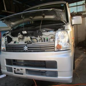 ☆DA64W エブリィワゴン 納車整備