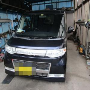 ☆L375S タントカスタム 車検整備