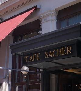 CAFE SACHER@ウィーン