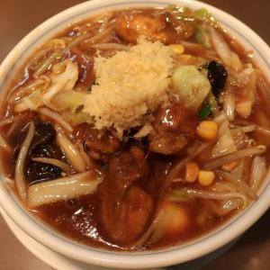 川崎 百菜 牡蠣ダブル野菜あんかけ麺
