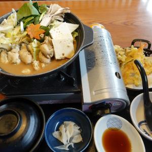 夢庵 広島県産 牡蠣の味わい御膳