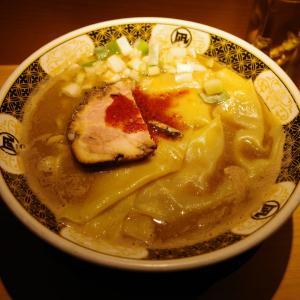 西新宿 すごい煮干ラーメン 凪