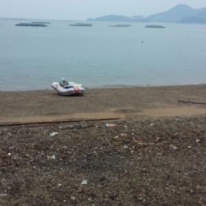 9月13日  2馬力ゴムボート  鯛ラバ