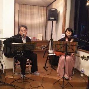19.11/15「花咲」創業45周年記念及び移転チャリティーコンサート