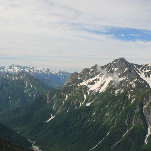 おすすめ5選 - 登山初心者向け北アルプスの山