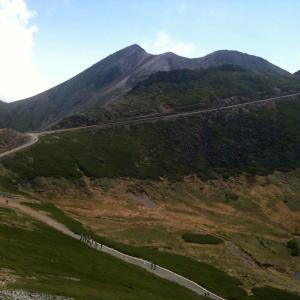乗鞍岳・風越山・志賀山・2011年に登った山