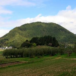 信濃町薬師岳 長野県北部の里山