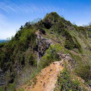 戸隠山 日帰り登山 高難易度の蟻の塔渡り周回ルート
