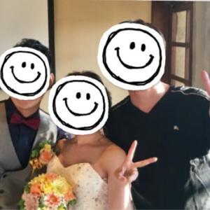 祝KATA結婚(^o^)