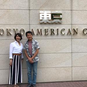NHK 英会話楽習の遠山顕先生に会って来ました