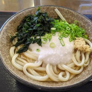 うどん生活 金曜日(*^_^*)