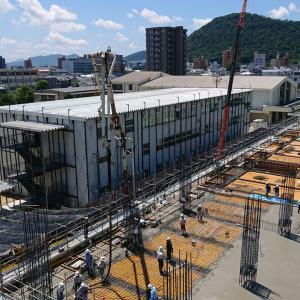 新校舎建設便り